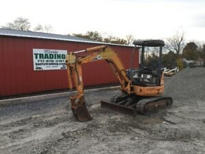 2007 Case Cx31b Mini Excavator Coming Soon