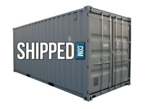 Deal We Deliver 20 Ft New one Trip Shipping Container In Detroit Michigan