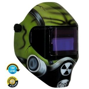 New Save Phace Rfp Welding Helmet E Series 40sq Inch Lens 4 Sensor Gassed