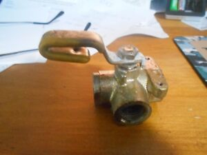 Giles Mgf 40 Commercial Fryer Valve