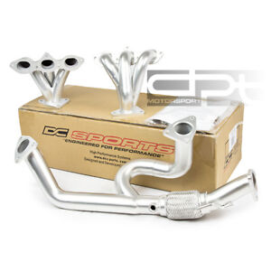 Dc Sports Accord Cl Tl J30 J32 V6 6 2 1 Stainless Paint Finished Exhaust Header