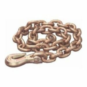 Chain W Hook 12ft 3 8 mcl 6012
