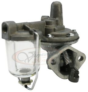 Ford Pickup 1935 1936 1937 Fuel Pump Glass Bowl Flathead V8 Truck