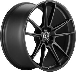 20 Hre Flow Form Ff04 20x9 5 20x11 Tarmac Black Wheels Bmw F80 F82 F83 M3 M4