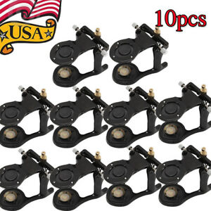 10pcs Dental Laboratory Magnetic Articulator With Incisal Pins Small Size Fda