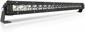 Cree 32inch Led Light Bar 3408w Pk 30inch Driving Offroad Flood Spot Combo Beam