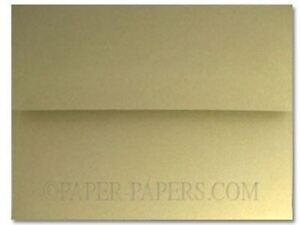 Gold Leaf A6 4 3 4 x 6 1 2 Envelopes 1000 pk Metallic Paperpapers 4x6 Qu