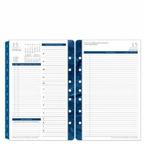 New Classic Monticello Daily Ring bound Planner Jan 2019 Dec 2019