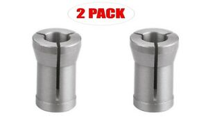 Bosch 2 Pack Of Genuine Oem Replacement Collets 2608570066 2pk