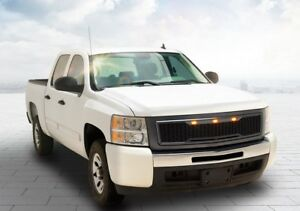 07 13 Chevy Silverado 1500 Raptor Style Grille Charcoal Gray 2007 2013