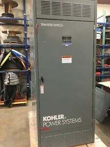 1600a Kohler Automatic Transfer Switch Kct Amva 1600s