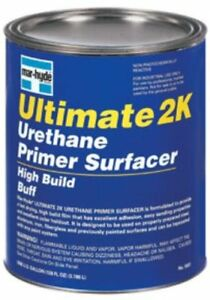 Mar hyde Ultimate 2k Urethane Primer Surfacer Buff 1 gallon mhd 5553