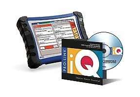 Nexiq Technologies Pro link Iq Obdii And Eobd Software Application mps 883076