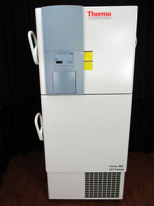 Thermo Fisher Forma 993 2 door Upright Ultra low Temperature Freezer 86 c