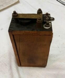 Original Ford Model T Wooden Coil