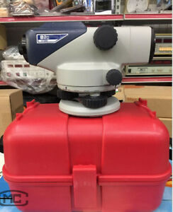 New Sokkia Level B20 Level Automatic Level Auto Sight Level 32x Magnification