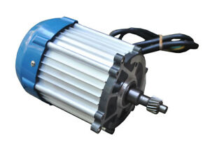 60v 1500w Differential Speed Motor Electric Vehicle Motor