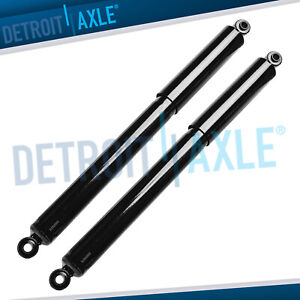 Rear Shocks Absorber For 4wd 00 06 Silverado Sierra 1500 Tahoe Yukon Suburban