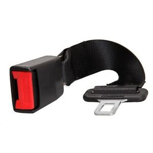 Car Seat Belt Seatbelt Extender Extension Safety Buckle Clip Kids Guard X1