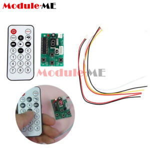Stepper Motor Driver 2 stage 4 wire Adjustable Speed Controller Remote Control