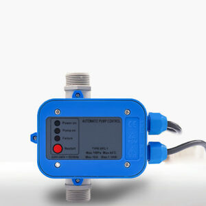 Adjustable Water Pump Automatic Controller Flow Pressure Switch