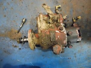 1969 Farmall 656 Diesel Hydro Farm Tractor Injection Pump
