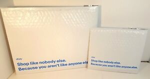 Ebay Brand Shipping Supplies Padded Bubble Envelope Business Starter Kit Lot 50