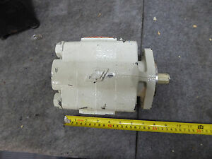Parker 312 9310 805 Commercial Hydraulic Pump 3129310805