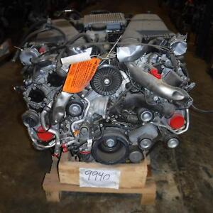 2014 Mercedes E class 4 6l Turbo Engine 212 E550 Vin 9b 16k Miles