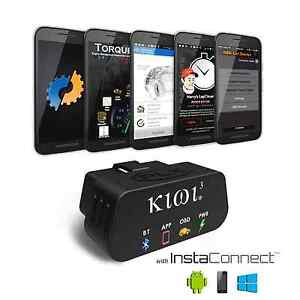 Plx Kiwi 3 Auto Obd2 Obdii Code Scanner Reader For Android Iphone And Windows