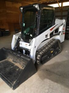 Bobcat T450 Compact Track Loader New 2018