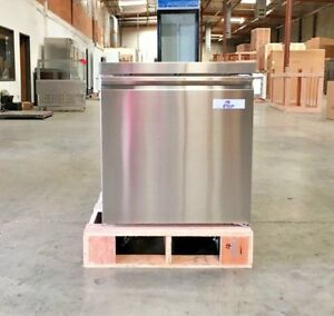 New 27 Under Counter Refrigerator 6 3 Cu Ft Cooler Depot tuc27r Undercounter