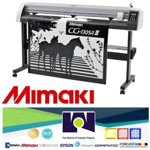 Cg 130sriii By Mimaki Cutting Plotter Top Seller japanese Quality 2yr Warranty