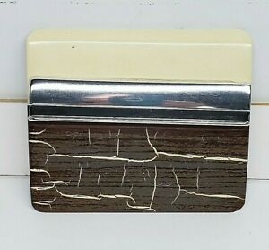 One Year Only 1977 Mercury Cougar woody Vilager Station Wagon Gas Door