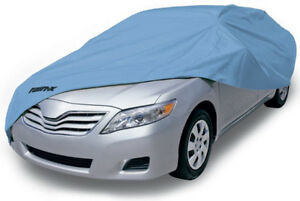 Rain X Ultra Water Resistant Blue Universal Car Cover large Rnx804510