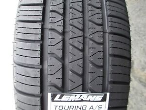 2 New 215 55r17 Lemans By Bridgestone Touring As Ii Tires 55 17 2155517 R17 Usa