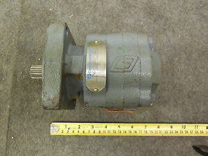 Parker Commercial 302 9310 005 Hydraulic Pump