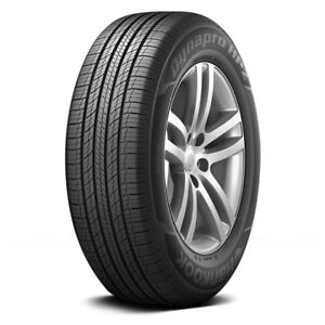 2 New 255 60r17 Hankook Dynapro Hp2 Ra33 Tires 2556017 60 17 R17 60r 640aa