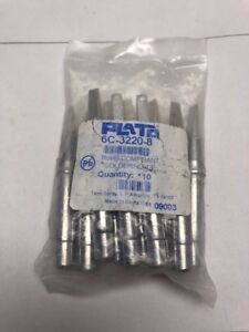 Plato 6c 3220 8 Soldering Tips 10 Pack new Fits Weller 100w Soldering Iron
