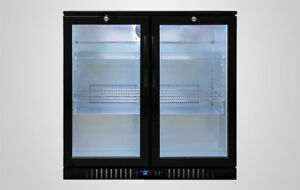 New 35 Commercial Bar Cooler Fridge Bb 2 Beverage Beer Liquor Refrigerator Nsf