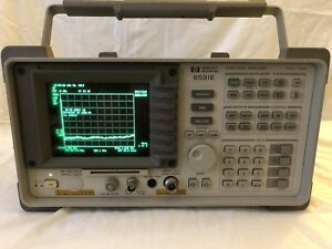 Hp 8591e Spectrum Analyzer