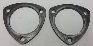 3 5 Id Header Collector Rings Weld Slip On 3 Bolt 5 16 Thick Steel Flange
