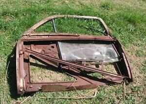 Left Drivers Door For 1949 1950 1951 Mercury Woodie Staton Wagon Rat Hot Rod