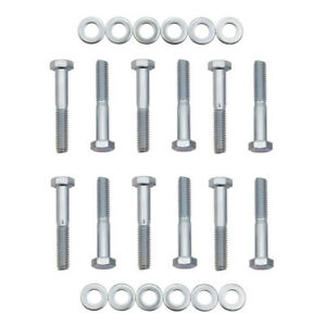 Mr Gasket 958g Small Block Ford Intake Manifold Bolt Set 6 Pt 289 302 351w