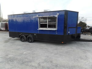 8 5 X 20 Concession Food Catering Event Trailer