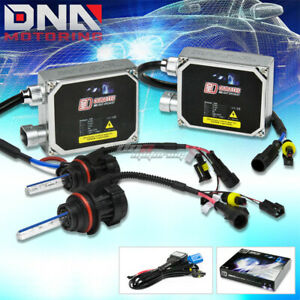 Dt 9004 8000k Bi xenon Hid High low Beam Headlight Bulb ballast Kit Swift Volvo