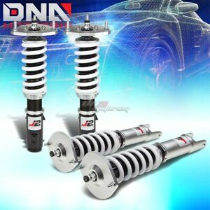J2 Engineering For 03 07 Evo Viii Ix Ct 32 Way Adjustable Coilover Damper Shocks