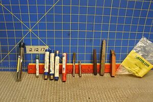 Lot Of Misc End Mills Fastcut Others