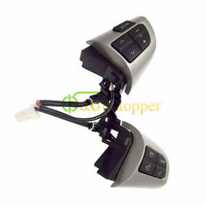 New For Toyota Corolla Zze150 2007 2013 Steering Wheel Control Button Switch