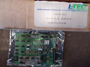 L tec Logic Board Assy